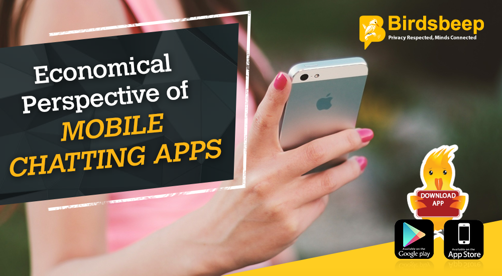 Economical Perspective of Mobile Chatting Apps