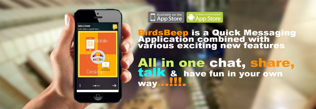 Download Birdsbeep Chat Application And Give Zest To Your Life
