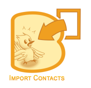 BirdsBeep keeps you away from the hassle to importing your contacts separately and manually because the app is designed to sync them automatically in a wink. This way, you can easily find your friends effortlessly and instantly. Actually, BirdsBeep reads your contact??�s phone numbers automatically and adds them to the widget. This way, your contacts with BirdsBeep account will automatically be seen in the Contact list of BirdsBeep app. On the other hand, if someone, who is not saved in your contact list, shoots you a message, you will be able to see the option ???Add to Contacts???.  So importing contacts in BirdsBeep is not any hassle.