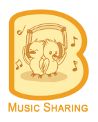 Sharing music files with users is as easy as pie on BirdsBeep App. You can share a number of music files and that of virtually any sizes with multiple users in a jiffy while involved in chat, message or video conversation.