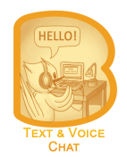 As a BirdsBeep user, you are assured to enjoy voice and text chat with your buddies and other people to the fullest. So whether you want to use voice chat or text chat individually or simultaneously both of them at one time, you can cross your fingers to enjoy them exactly according to your preferences.
